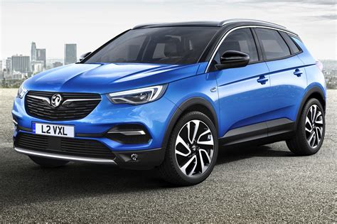 vauxhall car x appeal first details of new vauxhall grandland x suv by
