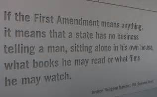 First Amendment Quotes