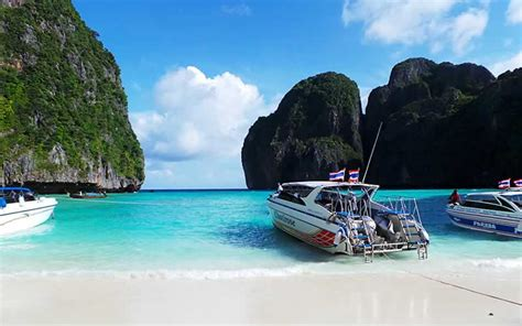Boat From Phuket To Phi Phi by Early Bird Phi Phi Speedboat Tour Daily Easy Day Khao