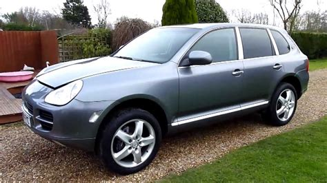 Video Review Of 2004 Porsche Cayenne 3.2 Tiptronic S For