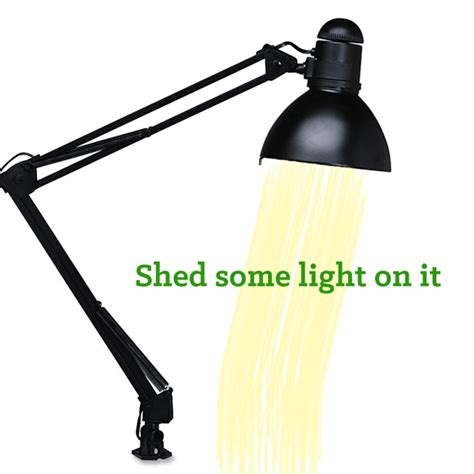 traduccion shed some light shed some light on it j2 business products