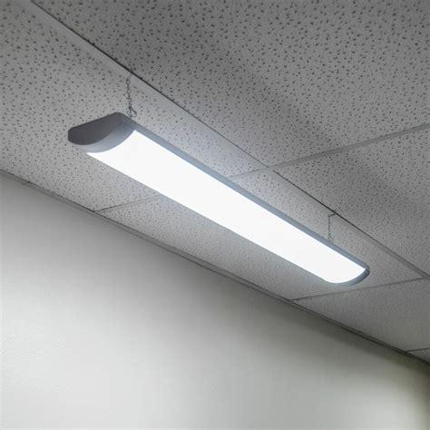 Led Shop Lights by Lights Of America Premium 8500s 60 Watt Led Shop Light
