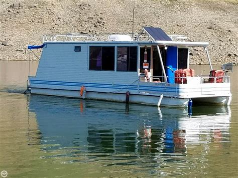 House Boats For Sale In California by For Sale Used 1992 Catamaran Cruisers 34 In Sanger