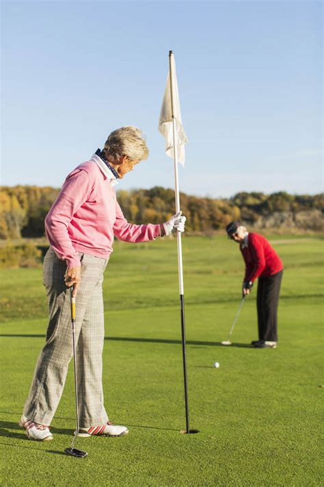 Fury as council cuts free golf for pensioners | UK | News ...