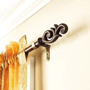 Walmart Better Homes And Gardens Curtain Rods by Curtain Rods Better Homes And Gardens And Home And Garden