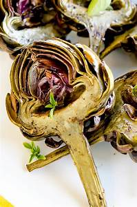 awesome grilled artichokes i 39 d rather be a chef