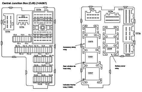 fuse box  wiring diagram part