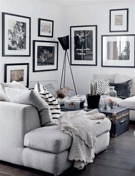 canape angle contemporain les 25 meilleures idées de la catégorie salon gris sur