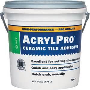 ceramic tile adhesive az partsmaster