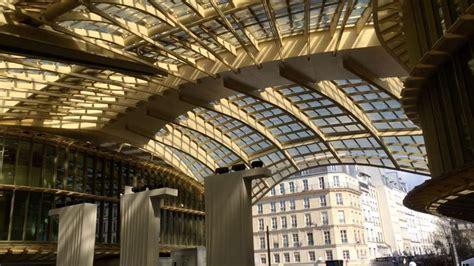 La Canopée Des Halles Abritera Le Plus Grand Centre