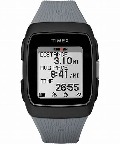 Timex Ironman Watches Gps Sports Strap Silicone