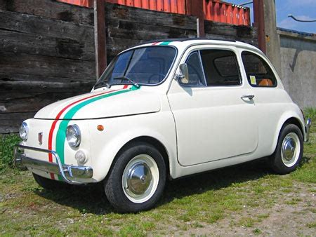 Fiat 500 Dealer by Fiat 500 From Wheeler Dealers Awesome Stuff
