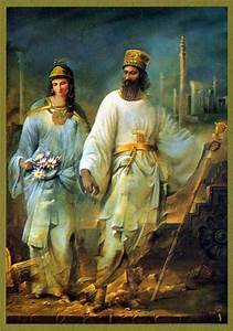 Shakiba's glamorized version of Artemisia and Xerxes ...