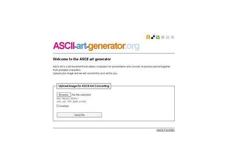 Ascii generator image download :: elunlimer