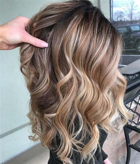 23 Ways to Rock Brown Hair with Blonde Highlights | Page 2 ...