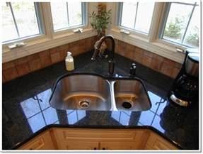 kitchen corner sink ideas 25 creative corner kitchen sink design ideas