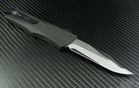 Microtech Knives Custom Carbon Fiber Combat Troodon Clip