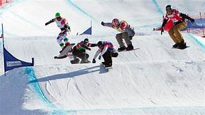 Snowboard Cross with Jacobellis at Stratton Feb. 28 ...