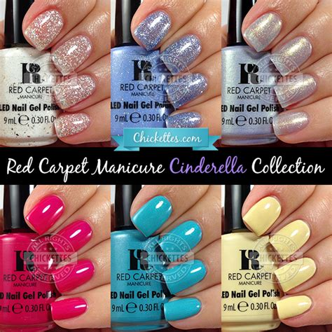 Red Carpet Manicure Cinderella Collection & Disney Pro Kit