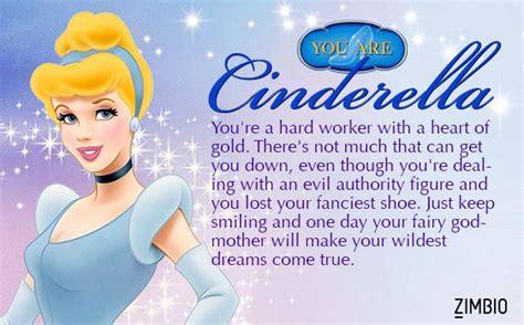 I Took Zimbio's 'cinderella' Quiz And I'm Fairy Godmother