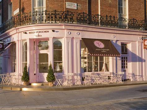 peggy porschen cakes restaurants  belgravia london