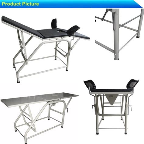 cheap portable gynecology examination chair gynecologist