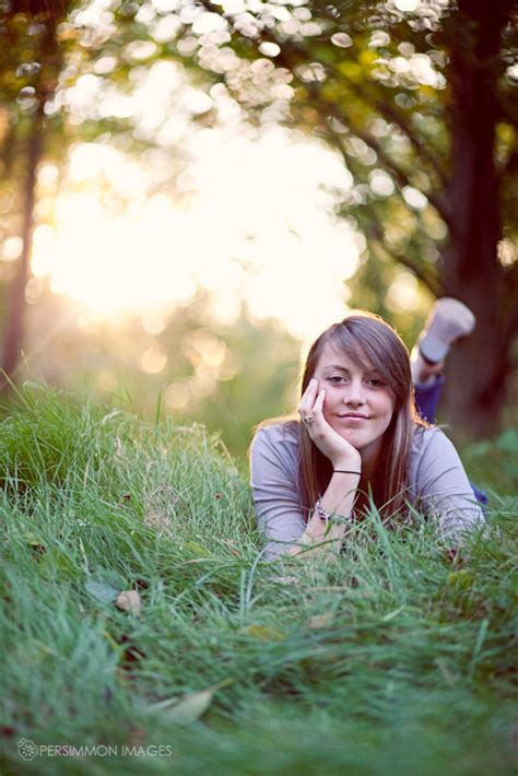 senior portrait teaser at the bellevue botanical gardens