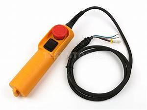 Parts    Electric Hoist    Liffu Electric Hoist Pendant With Rocker Switch