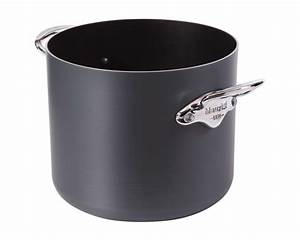 24 CM BLACK ANODIZED COOKING POT 100% Made in France ...