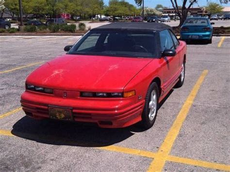 how do i learn about cars 1993 oldsmobile 88 lane departure warning buy used 1993 oldsmobile cutlass convertibile in niles illinois united states for us 4 795 00