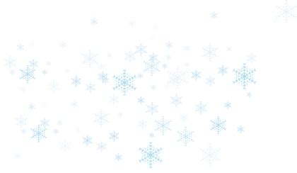 Snowflake Background Png by Snowflakes Png Transparent Image 420x244 For