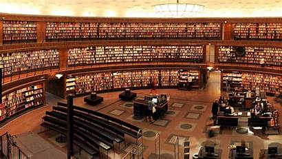 Library University Studio Wallpapers Backgrounds Wallpaperaccess