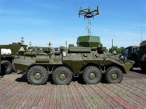 Infauna Ksh Unsh Electronic Warfare Vehicle Technical