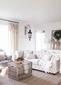 45 comfy farmhouse living room designs to digsdigs
