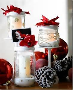 Mason Jar Christmas Crafts Gift Ideas