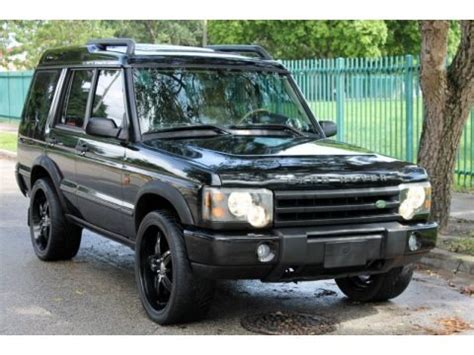 2004 Land Rover Discovery Specs by 2004 Land Rover Discovery Se7 Data Info And Specs
