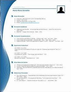 plantillas curriculum vitae gratis word gratis 20 modelos With plantillas de resume gratis