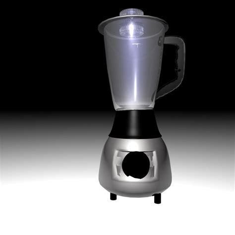 Kitchen Blender Sound Effect by Kitchen Blender 3d 3ds