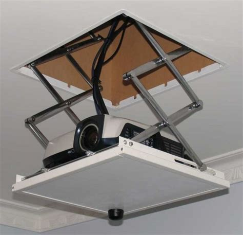 drop  projector mounts projector mounts diy