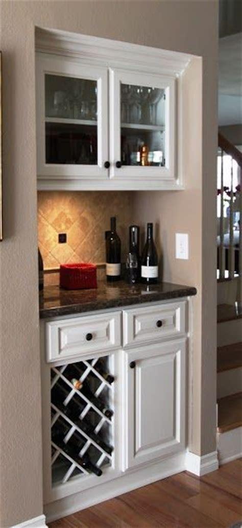 built in wine cabinet mini bar and built in wine rack pinteres