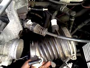 Pcv Valve How To Replace Or Clean 2000 Mazda Mpv Lx