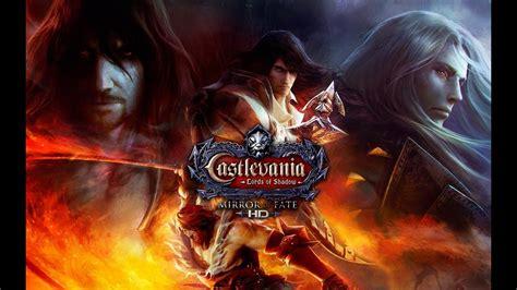 Castlevania Los Mirror Of Fate HdПрохождение2 Youtube