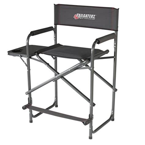 professional makeup artist directors chair folding portable stool seat steel ebay