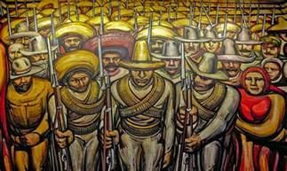 del porfirismo a la revolución david alfaro siqueiros