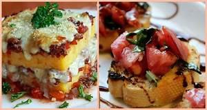 Delicious Italian Menu Ideas for your Quince Quinceanera