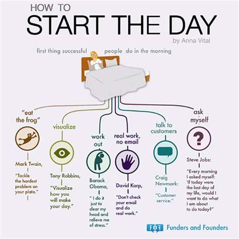 kick start day quick mantras success