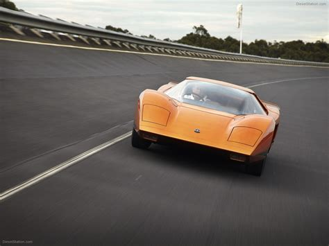 Holden Hurricane Concept 1969 Exotic Car Pictures 18 Of