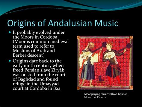 andalusian music classical ppt powerpoint presentation