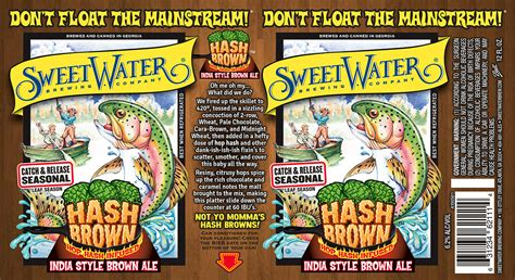 sweetwater river deck drink menu sweetwater hash brown