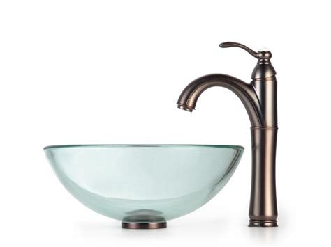 kitchen sinks with faucets combos vessel sink and faucet combos 8600